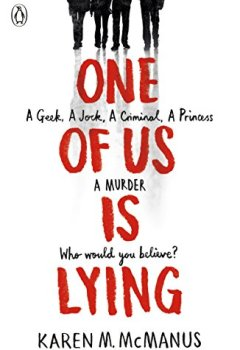 Livres Couvertures de One Of Us Is Lying