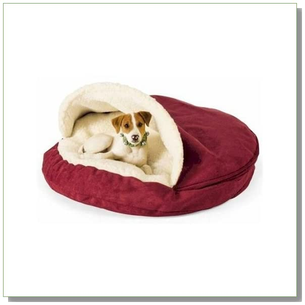 Snoozer Luxury Cozy Cave - Small/ Suki Pecan