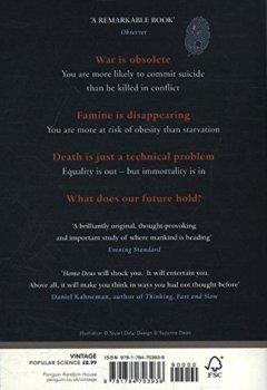 Livres Couvertures de Homo Deus: A Brief History of Tomorrow