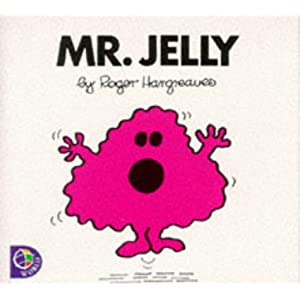 Mr Jelly (Mr Men)