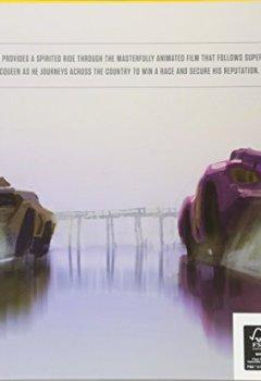 Livres Couvertures de The art of Cars 3