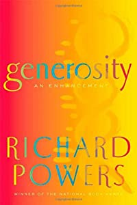 "Cover of ""Generosity: An Enhancement"""