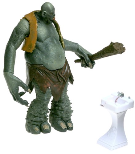 Harry Potter Mountain Troll Deluxe Action Figure