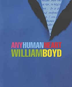 "Cover of ""Any Human Heart"""