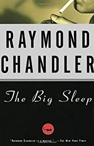 "Cover of ""The Big Sleep"""
