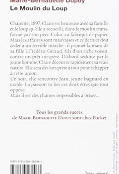 Livres Couvertures de Le Moulin du loup (1)