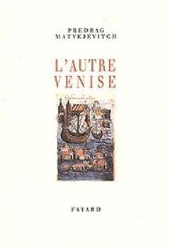 Livres Couvertures de L'Autre Venise
