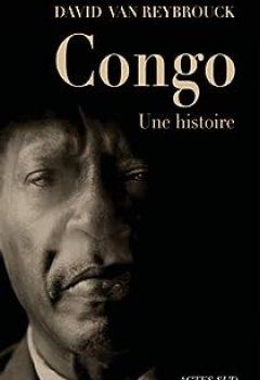 Livres Couvertures de Congo, Une Histoire