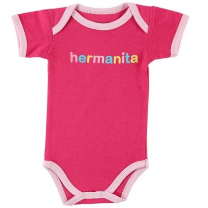 Baby-Sayings-Bodysuit-Spanish-Girl-Hermanita-3-6-Months