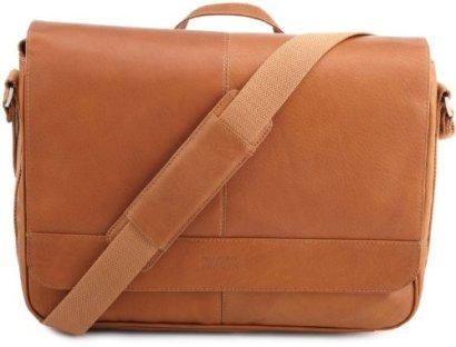 Kenneth-Cole-Risky-Business-Messenger-Bag-Tan-One-Size