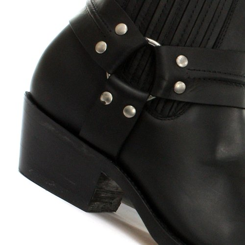 Grinders 490 Harness Lo Mens Cowboy Biker Boots B