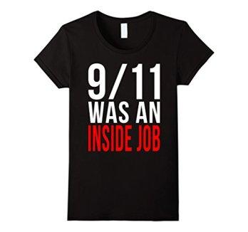 911-Was-an-Inside-Job-T-Shirt-Truth
