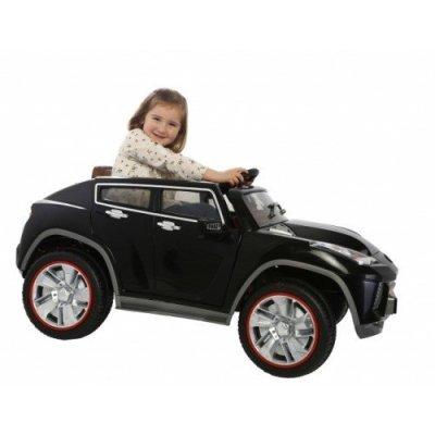 12V-Ride-On-SUV-Black-Twin-6v-by-Scream