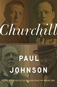 """Cover of """"Churchill"""""""