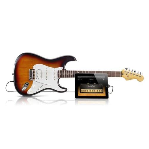 USB接続 フェンダー ストラトキャスター(iPhone, iPad, iPad touch対応) / Squier by Fender® USB Stratocaster Guitar [海外直送品][並行輸入品]