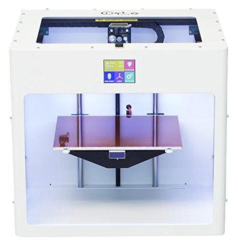 Craft-unique-cu3dp-CBP-WT-craftbot-Plus-Imprimante-3D-PlaABS-Blanc-RAL-9016-des-transports
