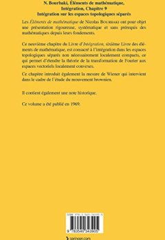 Livres Couvertures de Intégration, chapitre 9