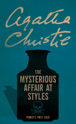 Image result for the mysterious affair at styles book