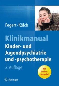 Cover von Klinikmanual Kinder- und Jugendpsychiatrie und -psychotherapie