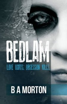 Bedlam by B. A. Morton| wearewordnerds.com