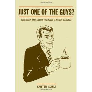 cover for Kristen Schilt's book