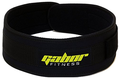 4-Inch Epic Performance Low Profile Weightlifting Belt