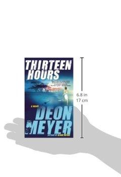 Livres Couvertures de Thirteen Hours