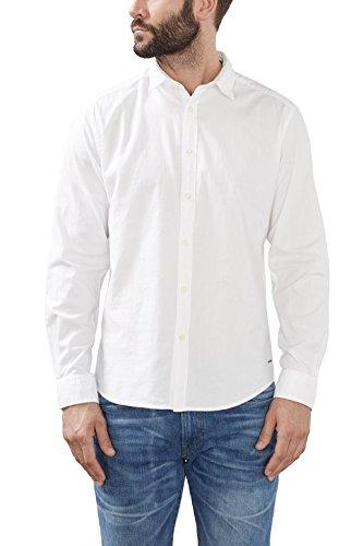 ESPRIT Herren Freizeit Hemd 116ee2f010-Basic