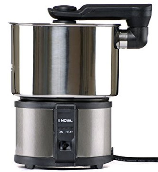 Nova NRC 974 1.3-Litre Travel Cooker (Grey)