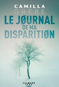 Livres Couvertures de Le Journal de ma disparition (Suspense Crime)