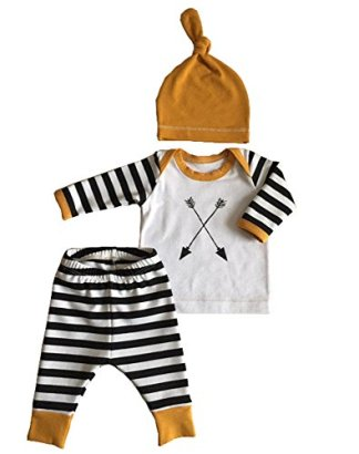3PcsSet-Newborn-Baby-Girl-Boy-Striped-Long-Sleeve-Tops-Pant-Hat-Outfits-Clothes