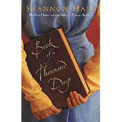 Book of a Thousand Days [BK OF A THOUSAND DAYS]