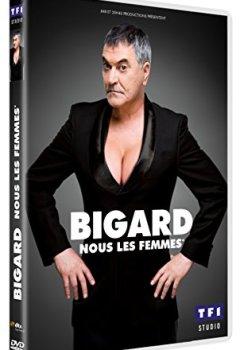 Livres Couvertures de Bigard - Nous les femmes*