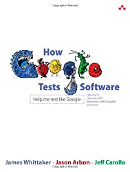 How Google Tests Software - my review
