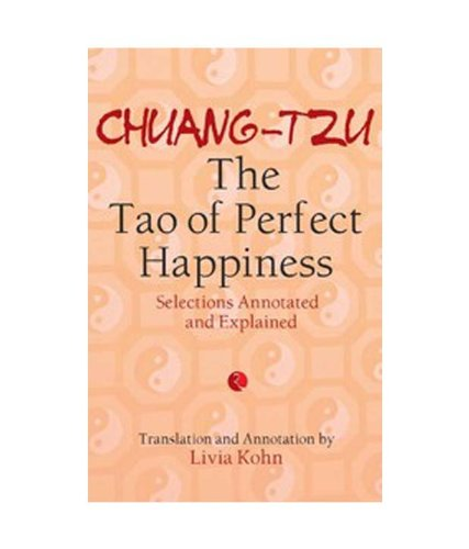 chuang tzus perfect man essay The chuang tzu is considered one of the older books of taoism the book was written before 300 bc by zhuang zhou  the perfect man ignores self the divine man.