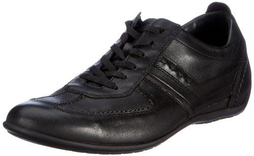 camel active Brighton 12 298.12.01, Herren Sneaker, Schwarz (black), EU 42 (UK 8)