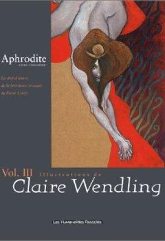 Livres Couvertures de Aphrodite, Tome 3 : Avec Wendling