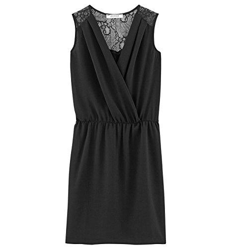 Promod Kleid mit Spitzendetail