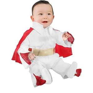 Unique Infant Baby Elvis Costume, 12-18 Months