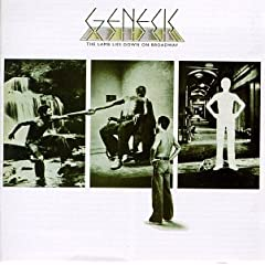 Genesis the Lamb Lies Down on Broadway