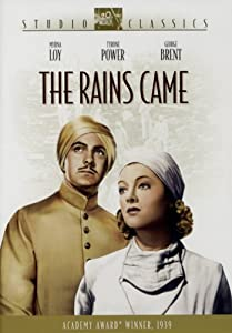 """Cover of """"The Rains Came"""""""