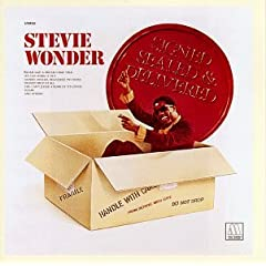 Stevie Wonder Signed, Sealed, and Delivered