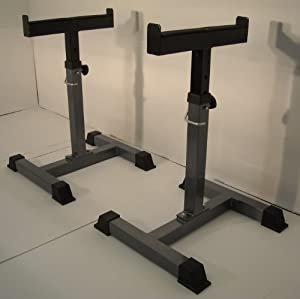 Is It Possible To Buy Stand Alone Spotter Arms For A Bench