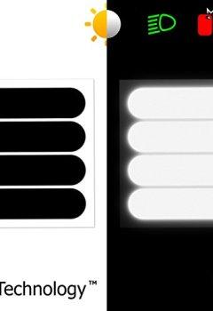 561085f48e835 Télécharger VFLUO BLACK STANDARD™, Kit 4 bandes stickers rétro ...