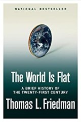 "Cover of ""The World Is Flat: A Brief Hist..."