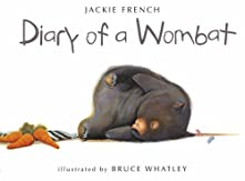 "Cover of ""Diary of a Wombat"""
