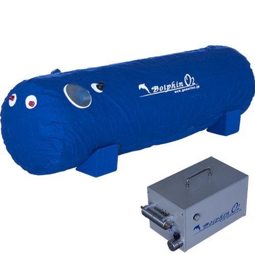 酸素カプセル ソフトタイプ ドルフィンO2 スポーツトレーナー推奨