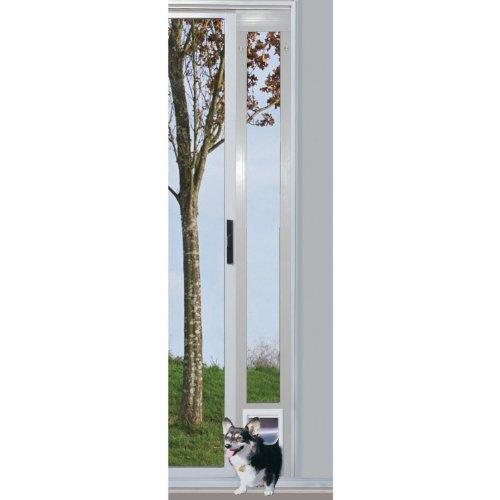 reviews 75 fast fit pet patio door mill aluminum with medium 7 x11 flap abir zahra malouf