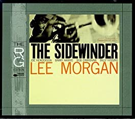 "Cover of ""Sidewinder"""