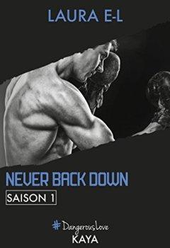 Livres Couvertures de Never Back Down - Saison 1
